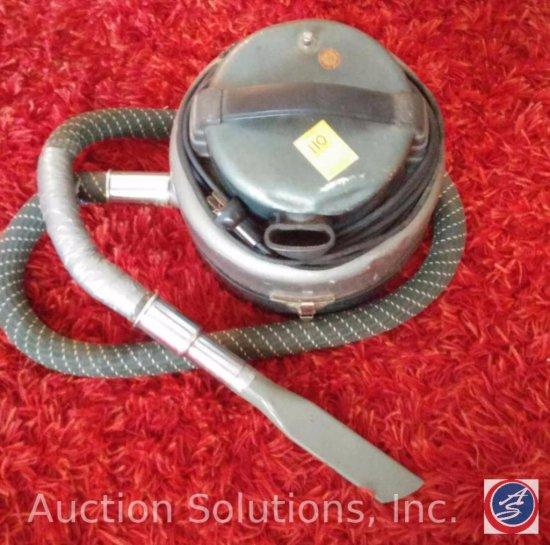 Easy Inc. Factory Carry Vacuum w/ Hose, Model #10842