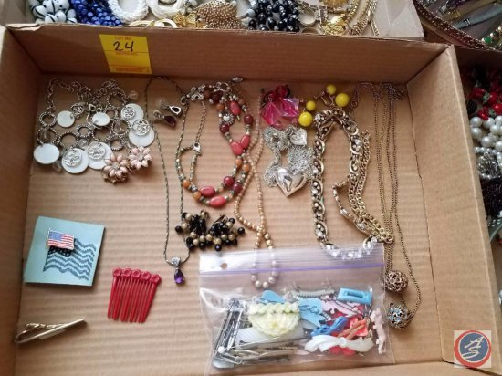 Bracelets and Pins