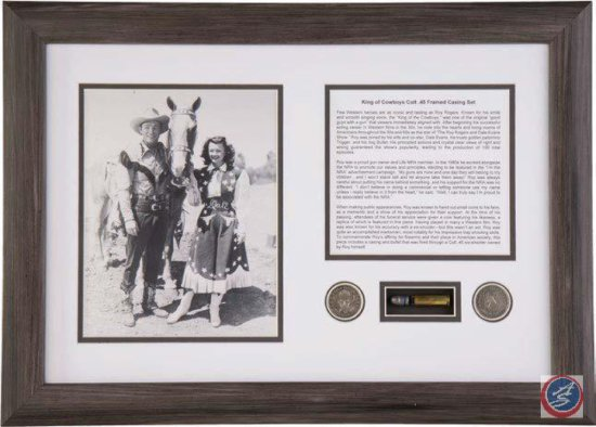 Roy Rogers Limited Edition Commemorative Set