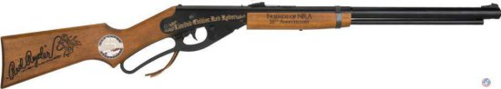 Daisy Red Ryder Limited Edition Wood BB Gun with Anniversary Coin