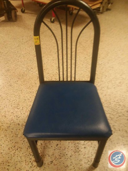 (13x) Vinyl Seat Chairs ((SOLD TIMES THE MONEY)