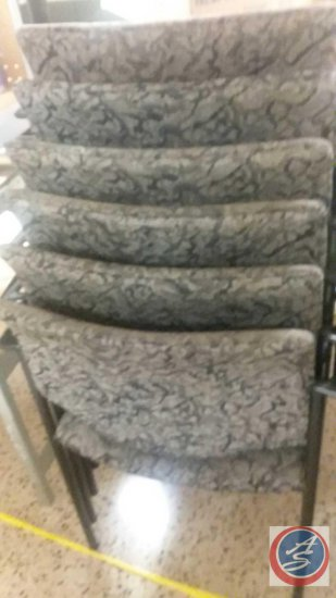(6x) Padded Captain Chairs ((SOLD TIMES THE MONEY))
