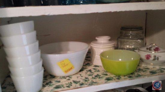 Ceramic Bowls and jars