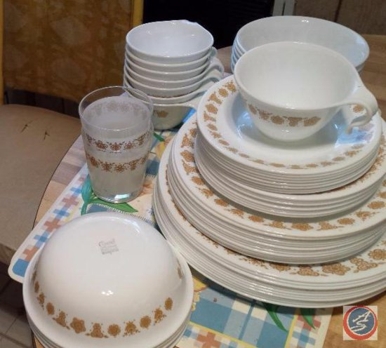 Corelle Dishware