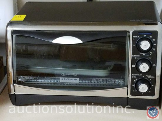 Black and Decker Convection Oven Model # 3135200