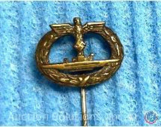 Submarine Pin