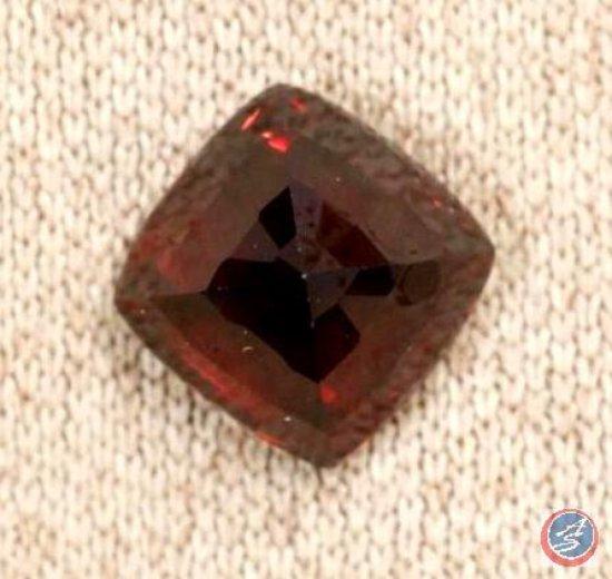 Rhodolite Garnet (Pyrope-Almandine) 2.55 Carats