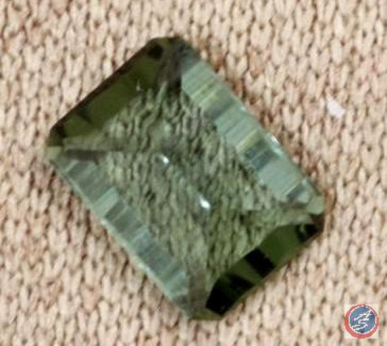 Tourmaline Bi-Color 0.86 Carat