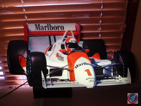 Marlboro Race Car Light