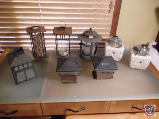 Assorted Oriental Lanterns