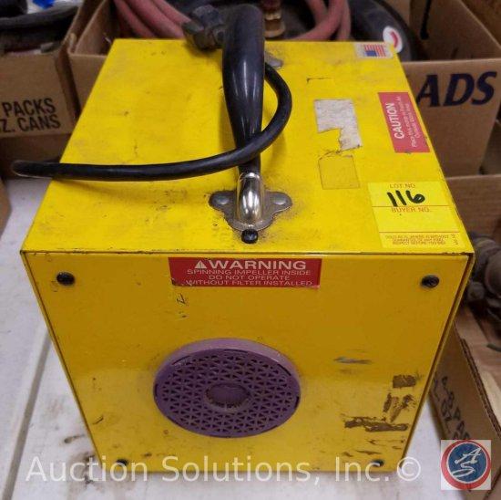 Axis Air Group Inc. Air Purifier