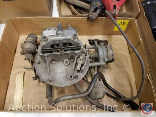 2-Barrel Ford Carburetor