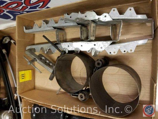 Piston Ring Compressors; Tubing Flaring Tool