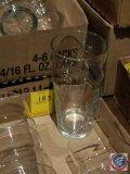 (12) ice tea glasses