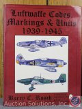 Barry C. Rosch, Luftwaffe Codes, Markings and Units 1939-1945 - 1995 Reference Guide
