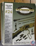 Numrich Gun Parts Corp, Firearms Parts Catalog #24, Antiques, Obsolete, Military and Parts and