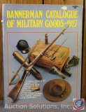 Bannerman Catalogue of Military Goods - 1927 Reference Guide