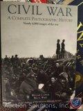 Civil War Album Complete Photographic History of the Civil War (4,000 photographic images of war)