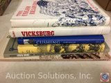 [7] Civil War Books - Battles and Leaders, Sutlers and Their Wares, First w/ the Most, Vicksburg,