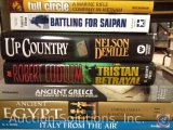 [7] History Books - Italy From the Air; Ancient Egypt; Ancient Greece, The Dawn of The Western