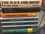 [7] History Books - The Race for Rome; The Desert Fox; Endkampf in Afrika; Die Stammdivision; The
