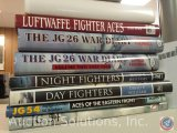[8] WWII Aviation History Books - Luftfahrt Museum; Luftwaffe Fighter Aces; The JG 26 War Diary -