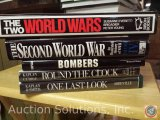 [5) History Books - One Last Look, Round The Clock, Bombers, The Second World War, The Two World