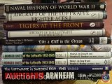 [10] History Books - Kampfraum Arnheim, The Luftwaffe in Sweden 1939-1945, Bomber Units of the