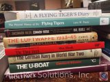 [8] History Books - Wolfpack, The U-Boat, The German Navy in World War Two, The Third Reich