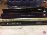 [4] History Books - Tutankhamen, Builders of the Ancient World, The Historical Atlas of Knights and