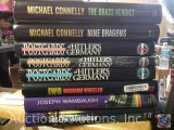[8] War Novels: The Brass Verdict, Nine Dragons, Postcards of Hitlers Germany, IWO, Hollywood Crows,