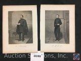 [2] Civil War Officers' Photos - 11 x 9''