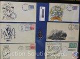 [6] WWII Artist Envelopes