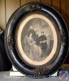 Large Picture of Abraham Lincoln's Family