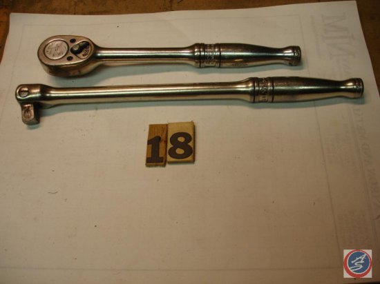 Snap-on 3/8 Ratchet + B.bar Ratchet F720. B.bar 10 F10