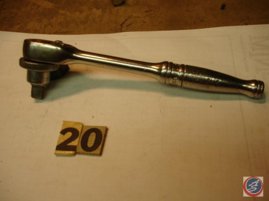 Snap-on 3/8 Ratchet F10B w/ thumb wheel FRS70