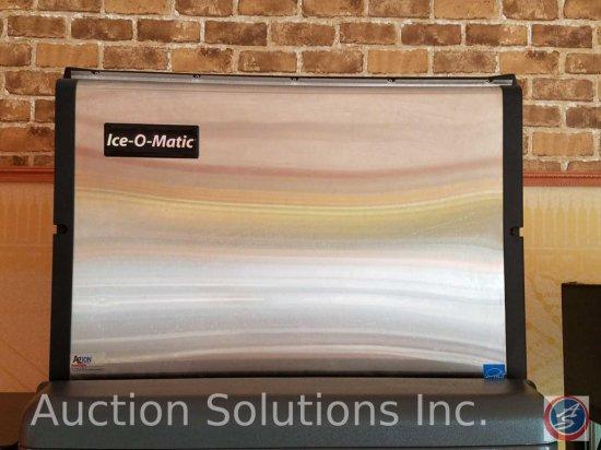 Ice - O - Matic ice machine (model #ICE0400HA4)