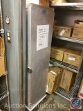 Lockwood enclosed speed rack, 61 X 15.5 X 20