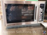 Menu Master microwave, Model #MCS10TS