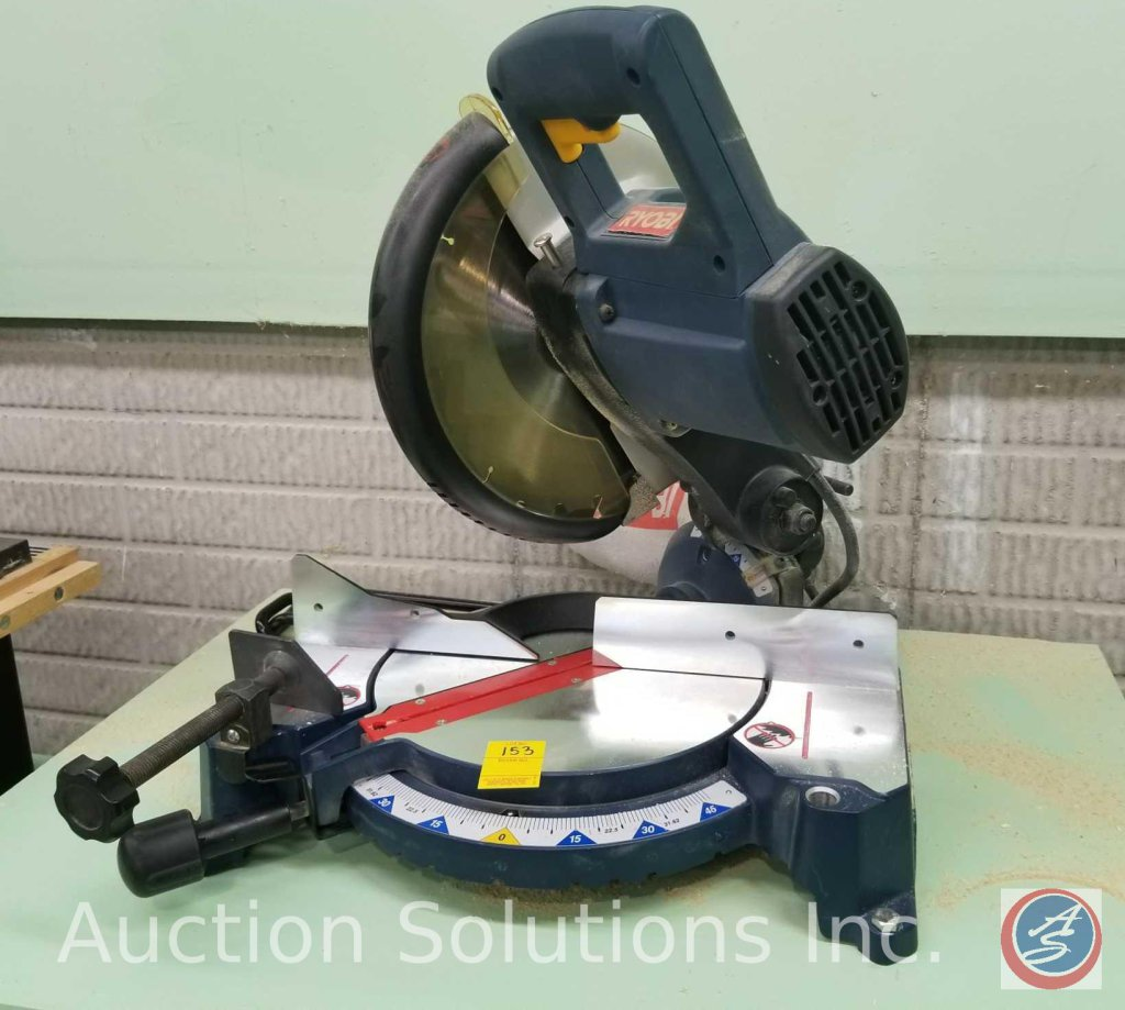 Ryobi miter saw model #TS1352 (table not included)
