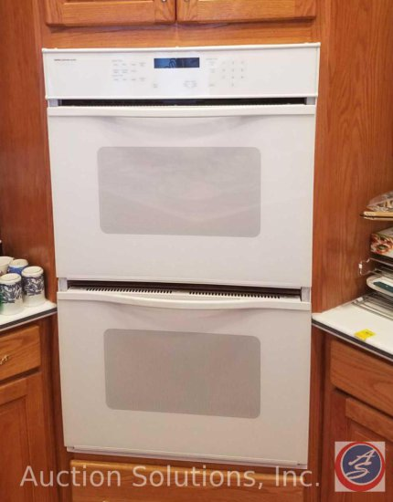 All Kitchen Appliances including: Jenn-Air Expressions Dual Oven and Flat Top Electric Range; GE