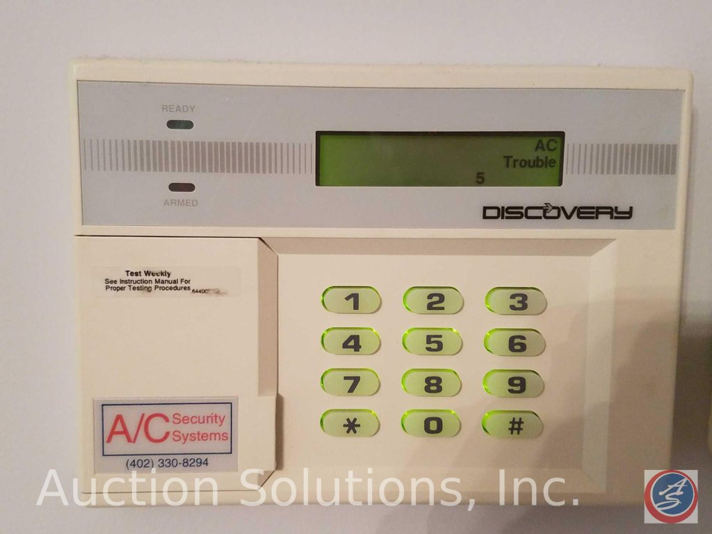 Discovery Home Security System... Auctions Online | Proxibid