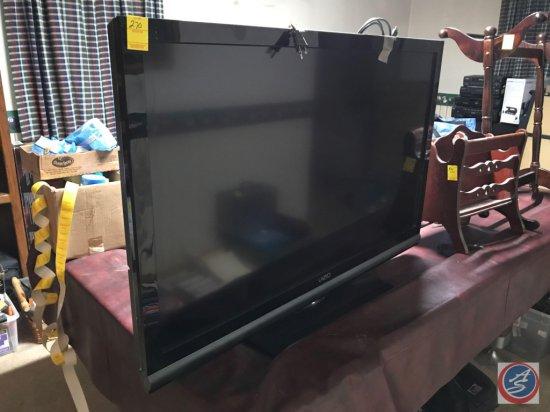 Vizio 47 inch flatscreen TV with remote and Dolby Digital (Model # E470VA)