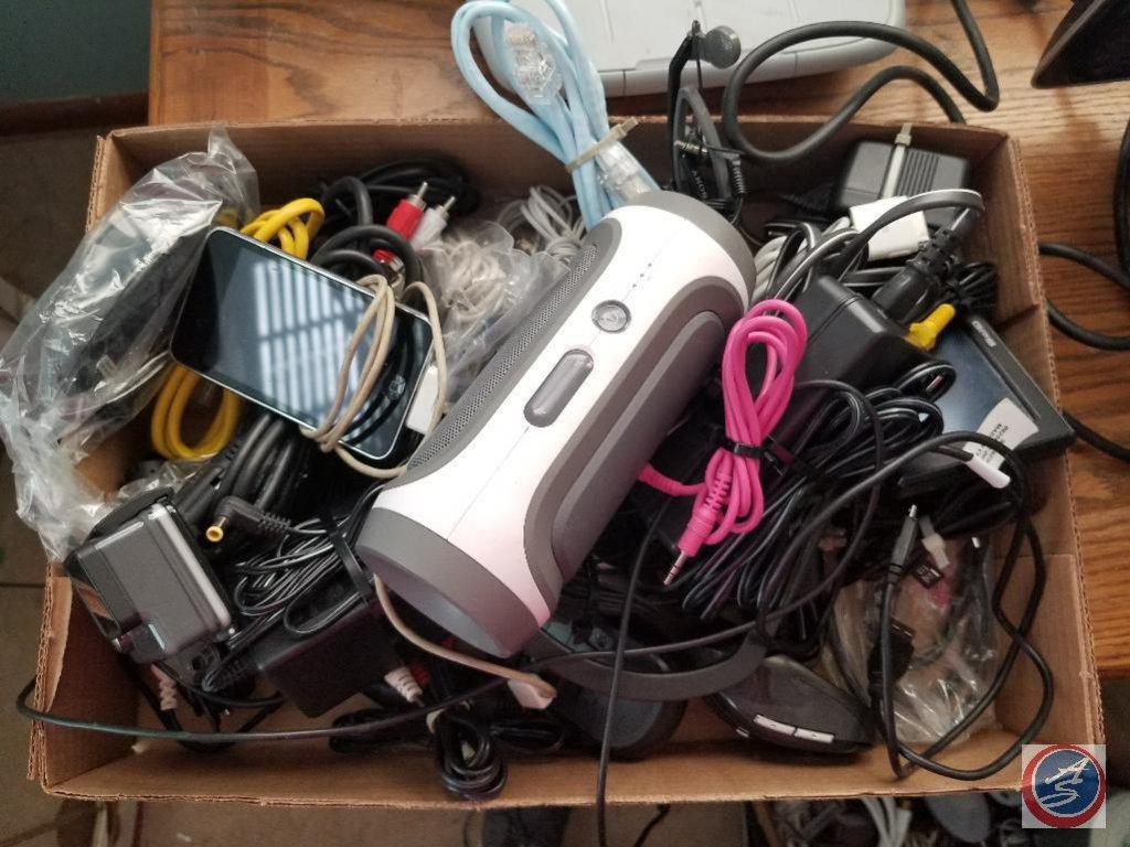 Misc Electronics: 16Gb iPod; Mio DigiWalker; Go Pro Be a Hero; Portable Speaker; Headphones;