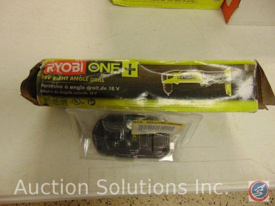Ryobi 18 volt right angle drill