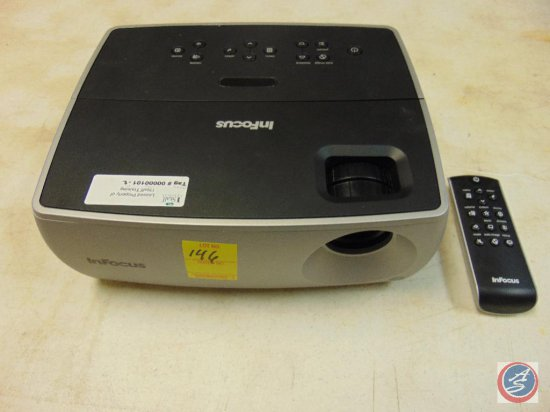 InFocus projector (model #IN2104) with remote
