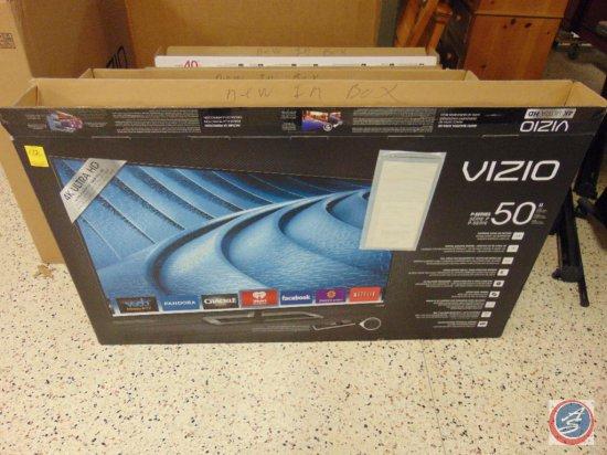 """Vizio 50"""" T.V. model #P502ui-B1 {NEW IN BOX}"""