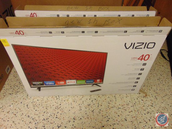 "Vizio 40"" T.V. model #E40x-C2 {NEW IN BOX}"