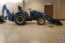 New Holland Boomer 3045 Tractor, Hydrostatic