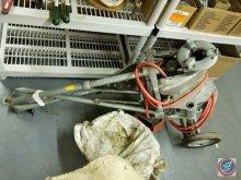 Rigidmodel 300 1/8-2 inch pipe threader